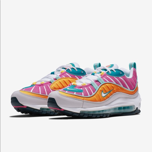 Nike Air Max 98 Easter Women's size 6
